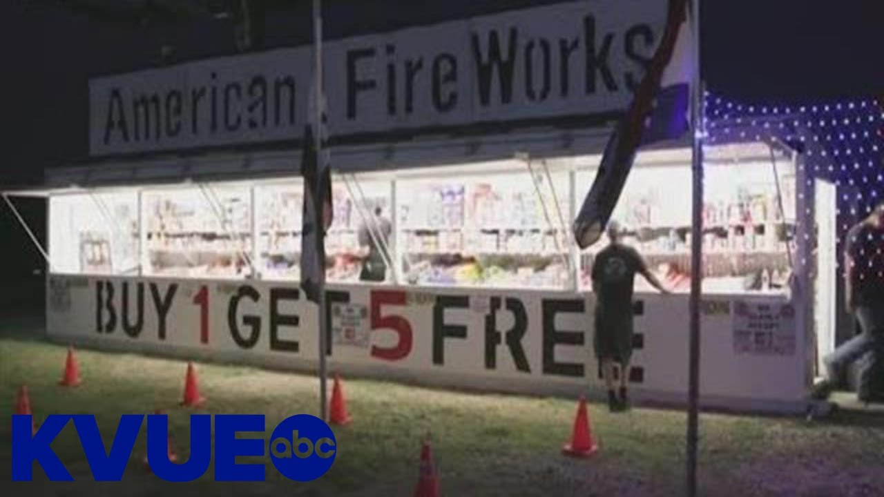 National firework shortage impacting Central Texas stands before July 4th | KVUE