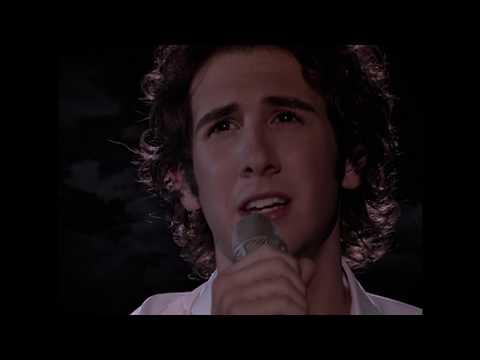 Смотреть клип Josh Groban - Let Me Fall