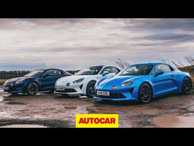 Alpine A110 vs more Alpine A110s | Making the best sports car better | Autocar