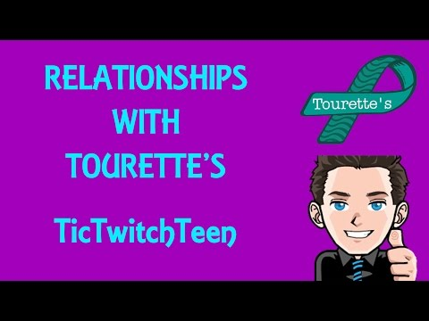 dating someone with tourette's syndrome