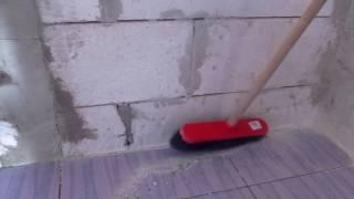 видео Установка акрилового поддона