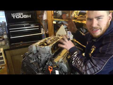 J35 Engine Teardown - Ep. 1 - Intake Manifold And Plenum