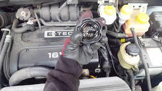 Контрактный двигатель Daewoo (Дэу) 1.6 A16DMS | Где купить? | Тест мотора