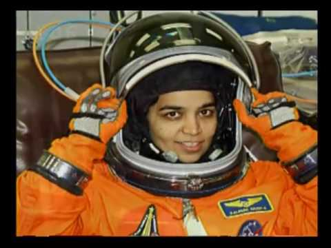 Watch this film on Kalpana Chawla, first Indo-American in Sp
