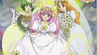 Wedding Peach opening indo (cover)