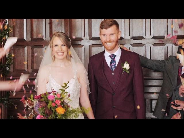 Amber and Jordan's Wedding Film