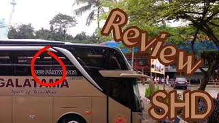 Review Pendek ala Bus GALATAMA SuperHighDeck