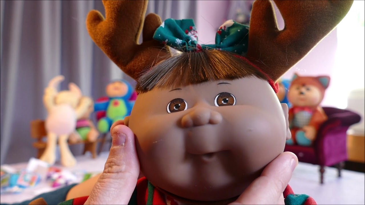 Nip cabbage patch kids holiday baby special edition dec. 17 imogene.