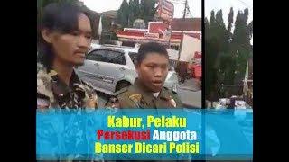 Kabur Pelaku Persekusi Anggota Banser Dicari Polisi Video  Andquotlu Islam Bukanandquot  Jadi Viral