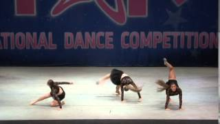 No Light- Lyrical Trio KAR Dance Competition