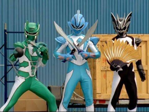 #TBT: Rise Of The Spirit Rangers