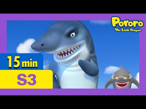 Pororo English Episodes l Strange Games l S3 EP37 l Learn Good Habits for Kids