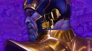 Танос не главный злодей Саги бесконечности