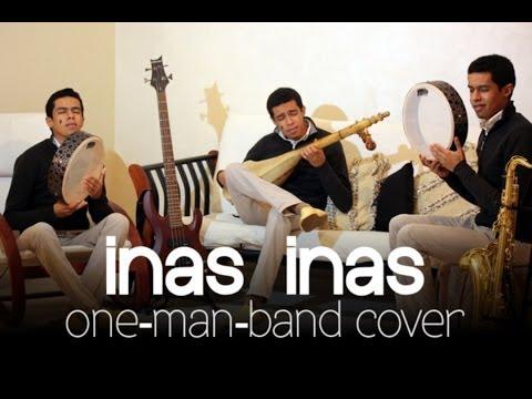 Inas Inas إيناس إيناس  (One-man-band Cover)   Ayoub El Machatt   #6