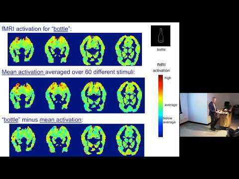 Using Machine Learning To Study How Brains Represent Language Meaning – Tom M. Mitchell