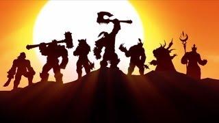 История мира Warcraft - Вожди Дренора / Warlords of Draenor