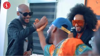 BRRODASHAGGI PERFORMS FOR 2BABA AND DENRELE EDUN