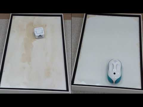 Comparison test iRobot Braava Jet 240 and Everybot RS500 thumbnail