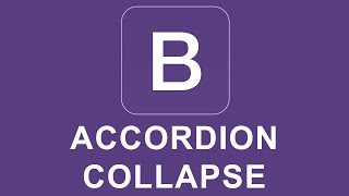 Bootstrap 4 Tutorial 51 - Accordion Collapse thumbnail