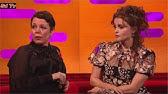 Graham Norton Show 8/11/2019 Helena Bonham Carter, Olivia Colman, Chadwick Boseman, Richard Ayoade