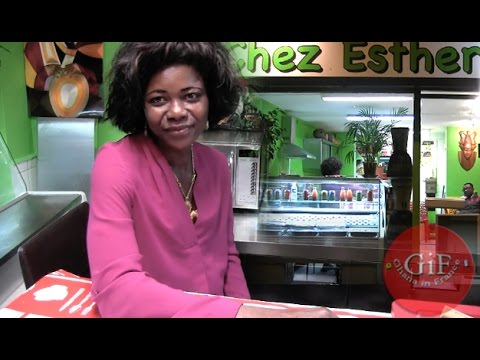 Ghana Fast Food Restaurant Chez Esther Toulouse