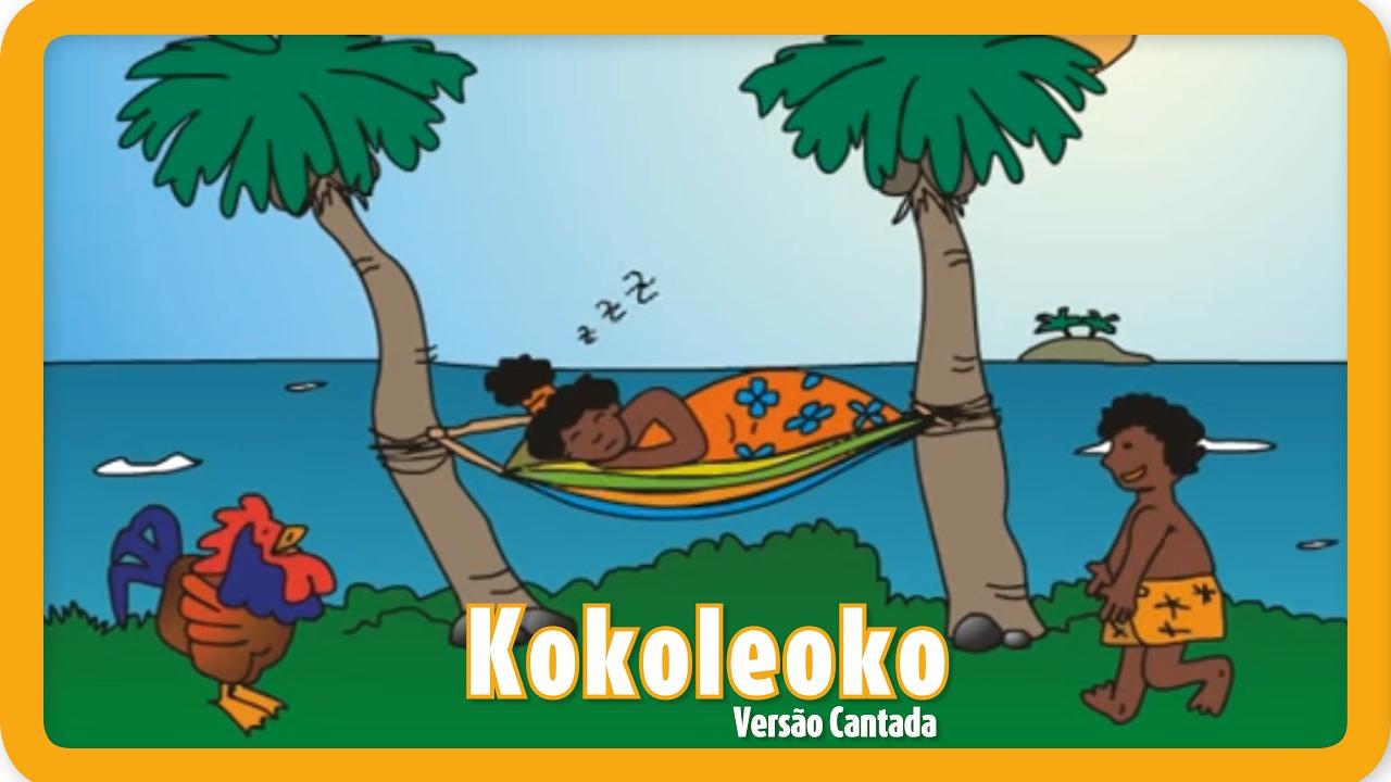 Kokoleoko Africa Canções Para Crianças Youtube