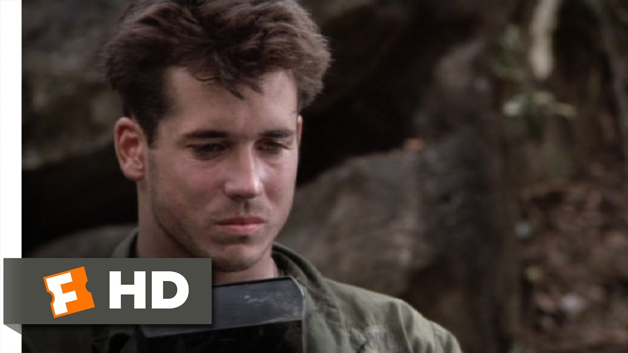 hamburger hill 610 movie clip my darling 1987 hd