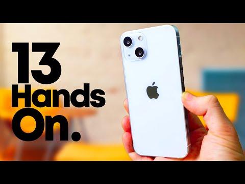 iPhone 13 Hands