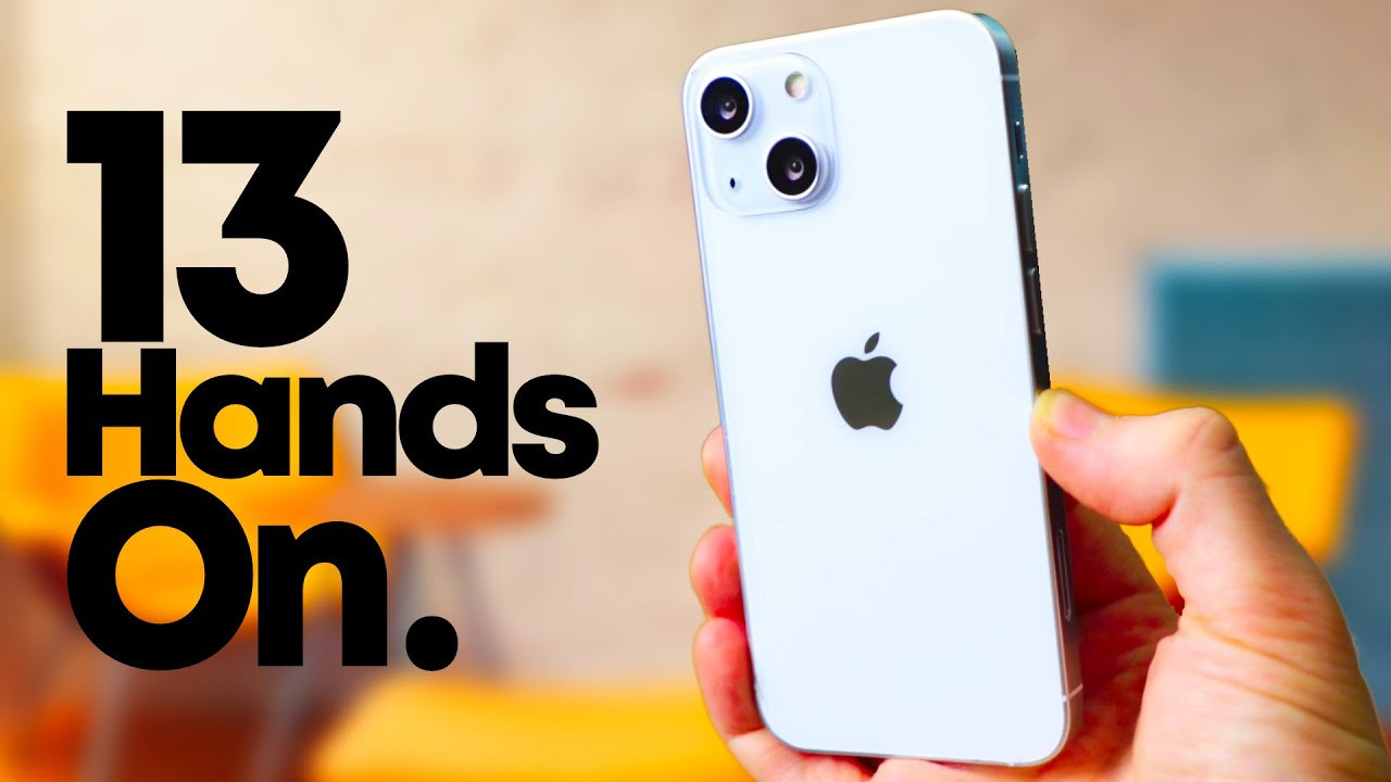 iPhone 13 Hands On!