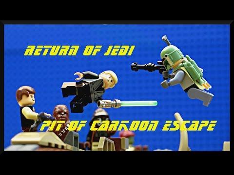 LEGO® STAR WARS™ Return of Jedi Pit of Carkoon Escape by Magic_Bricks