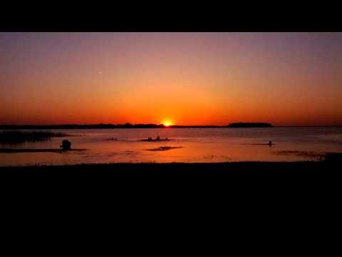 Lake Bryan TX Sunset (1.8x speed)