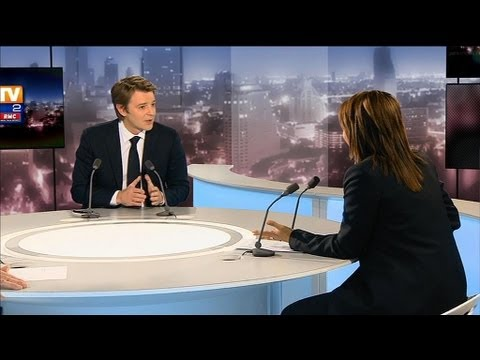 BFMTV 2012 : François Baroin, le reportage