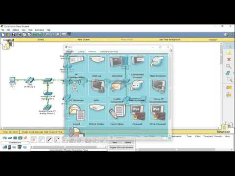 Packet Tracer - VoIP over WAN
