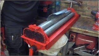 Sheet Roller [Garage Stuff]