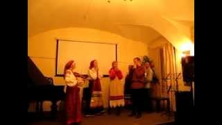 "Russian Folk tune ""Sidor"" (Kursk region). Ensemble NovinA"