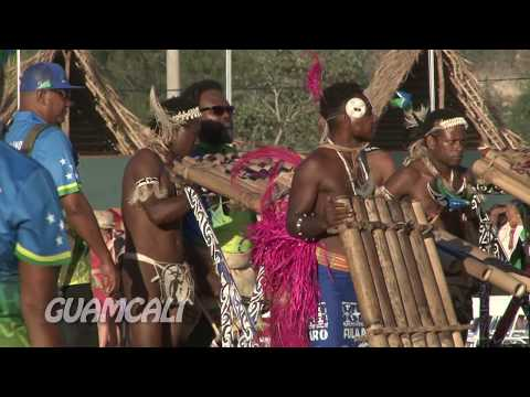"GUAM FESTPAC 2016 ""SOLOMON ISLANDS"""