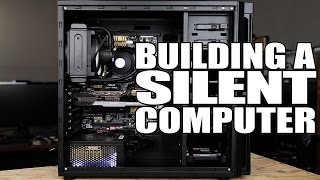 Building A Silent Computer