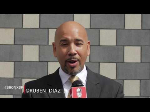 """Bronx Borough President - Ruben Diaz Jr. - """"Move The Crowd"""" #GlobalHipHopDay"""