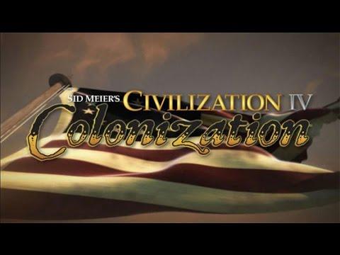 Civilization 4 Colonization - RECRIANDO O BRASIL!!! (Gameplay/PC/PTBR) HD