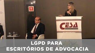 LGPD para escritórios de advocacia