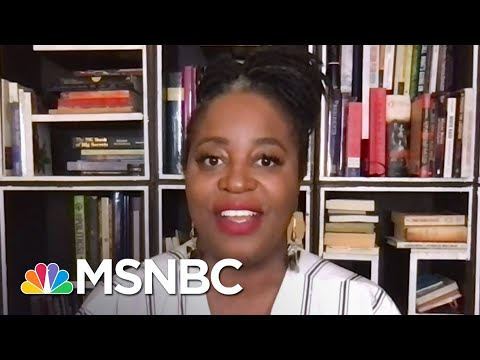New State Voting Restrictions Are 'Reminiscent Of Jim Crow Era Tactics' | Stephanie Ruhle | MSNBC