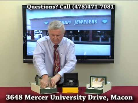 Fordham Jewelers Rolex Watch Buyers Dealers (Macon, GA) Sell Your Rolex Watches