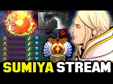 SUMIYA Bullied High Rank Morphling Like A Kid   Sumiya Invoker Stream Moment #1307