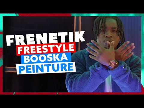 Youtube: Frenetik | Freestyle Booska Peinture