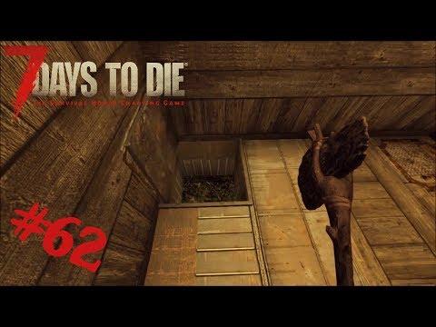 7 Days to die - St.1 - #62 ~Solo~ | Ein Holzzaun beim Garten und ein Mineneingang