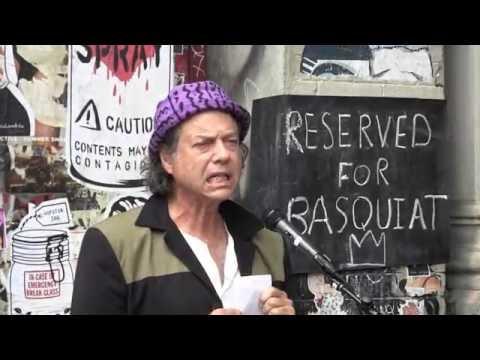 Jean-Michel Basquiat Historic Plaque Ceremony