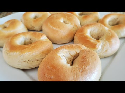�� Homemade Bagels From Scratch Recipe ����