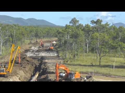 How to build a natural gas pipeline