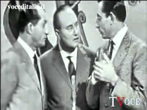 Gino Bartali e Fausto Coppi al Musichiere (1959)