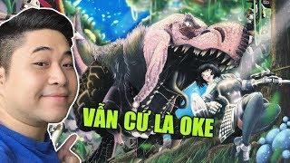 Monster Hunter World #2 | Ngày thứ 2 tryhard bắt quái vật